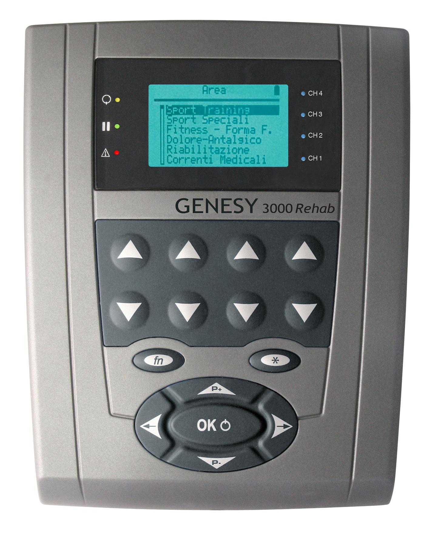 Genesy 3000 Rehab - Actinomie
