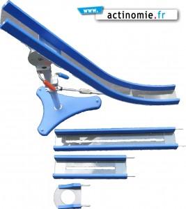 Rampe de Boccia Actinomie