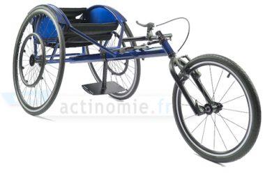 fauteuil Course Actinomie - XL Bleu